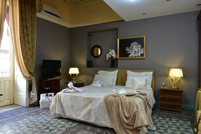 De Curtis Palace - ξενοδοχείο Κατάνια, Σικελία