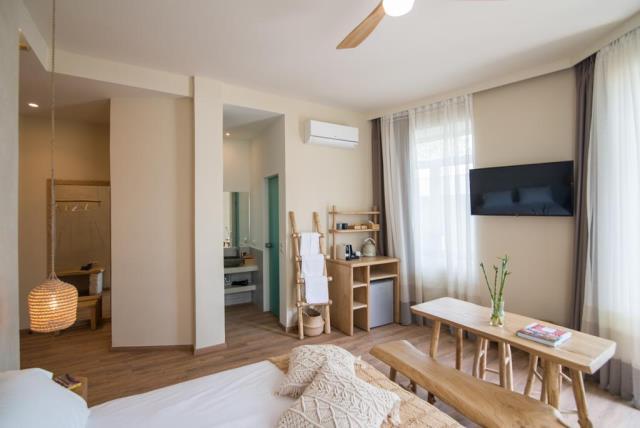 Ederlezi Boutique Hotel - νέο ξενοδοχείο Ψυρρή