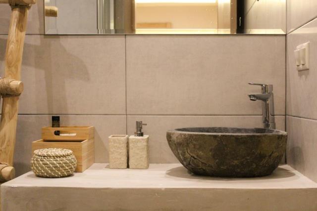Ederlezi Boutique Hotel - νέο ξενοδοχείο Ψυρρή - μπάνιο