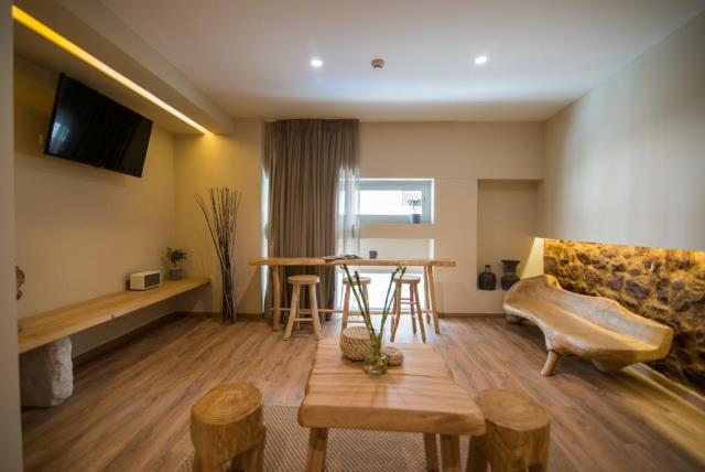 Ederlezi Boutique Hotel - νέο ξενοδοχείο Ψυρρή - στούντιο