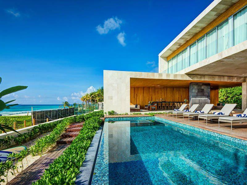 Marriott Mayan Riviera Mexico