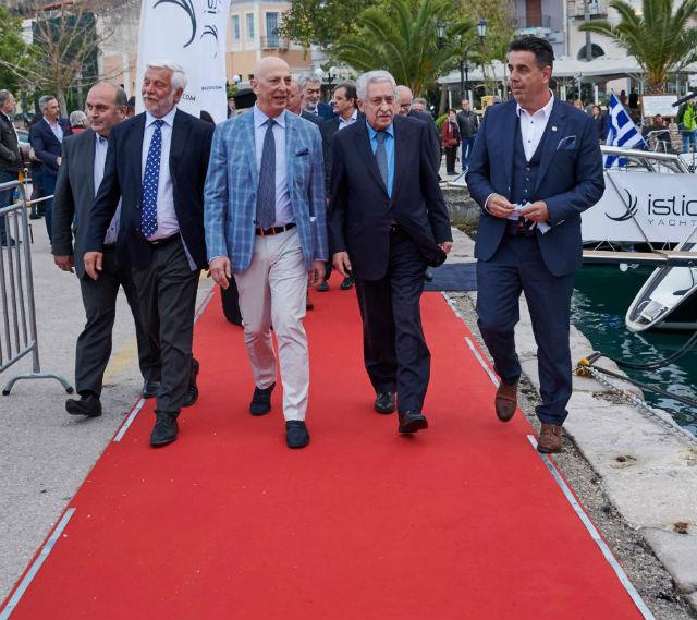 6ο Mediterranean Yacht Show στο Ναύπλιο