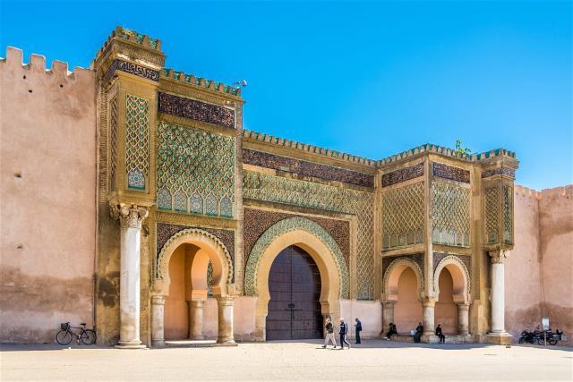 Μεκνές, Μαρόκο