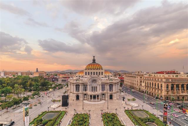 Πόλη του Μεξικό, Μεξικό
