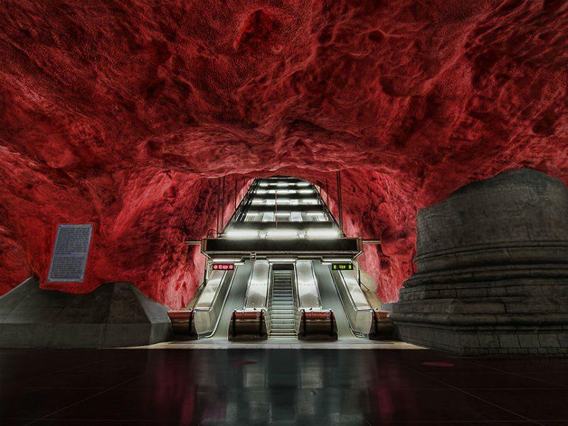 Οι 10 ωραιότεροι σταθμοί μετρό στον κόσμο!