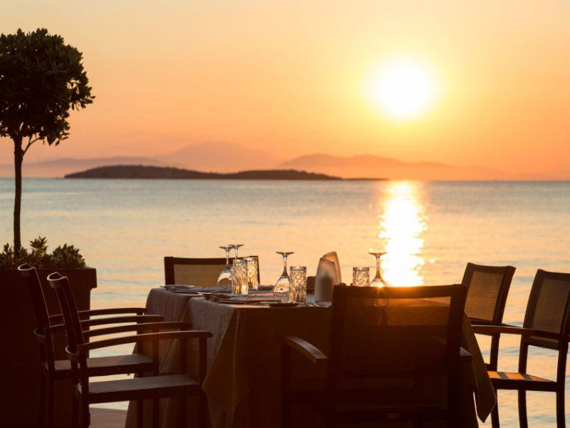 Mythos by Divani Restaurant, Αθήνα
