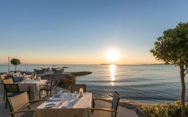 Mythos by Divani - εστιατόριο Αθήνα