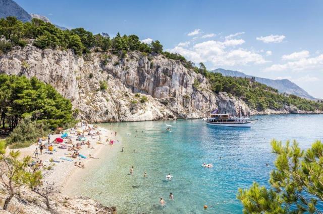 Nugal Beach, Κροατία