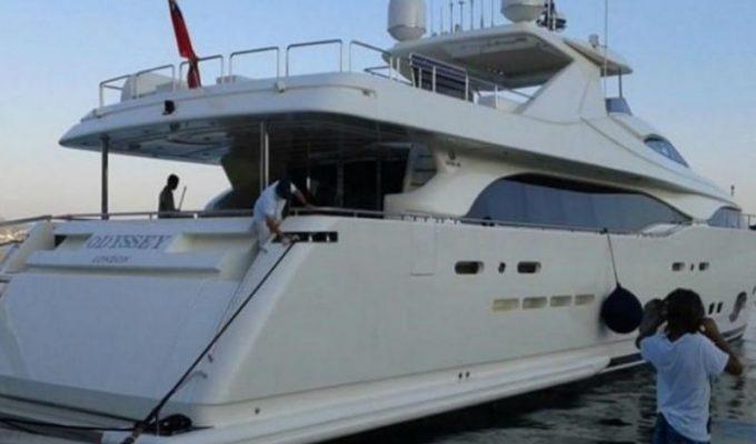 Αλέξης Τσίπρας σκάφος - πολυτελείς διακοπές