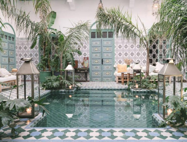 Riad Be Marrakech, Μαρακές
