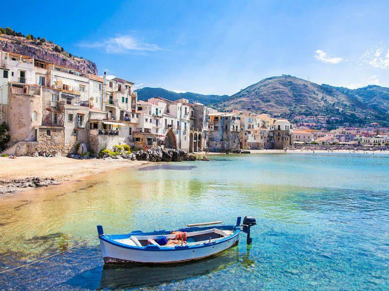 Ταξίδι στη Σικελία - Ιταλία