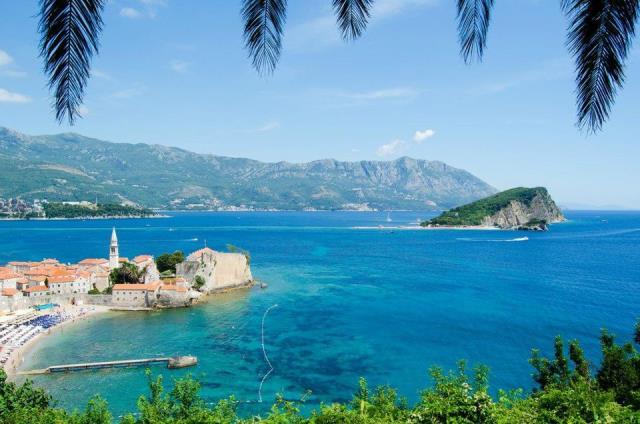 St. Nicholas Island, Μαυροβούνιο