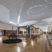 Turkish Airlines νέο Lounge - Istanbul Airport