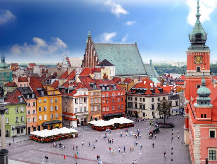Βαρσοβία - Πολωνία