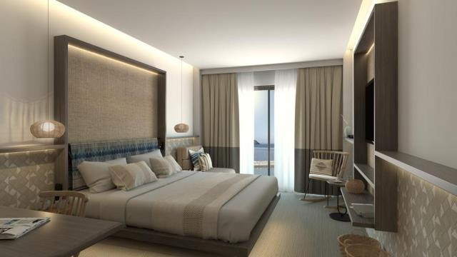 Wyndham Grand Crete Mirabello Bay - deluxe δίκλινο