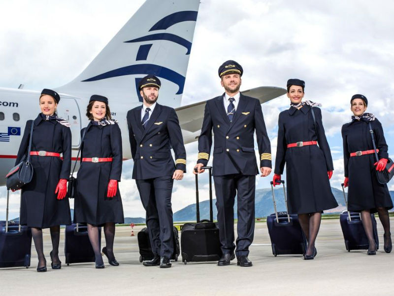 Ψάχνεις για δουλειά και αγαπάς τα ταξίδια; Η Aegean Airlines αναζητά προσωπικό!