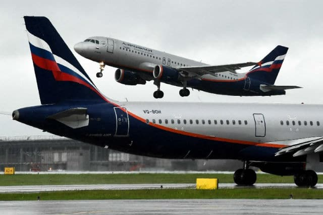 Aeroflot αεροσκάφη
