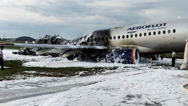 Συντριβή αεροσκάφους Aeroflot
