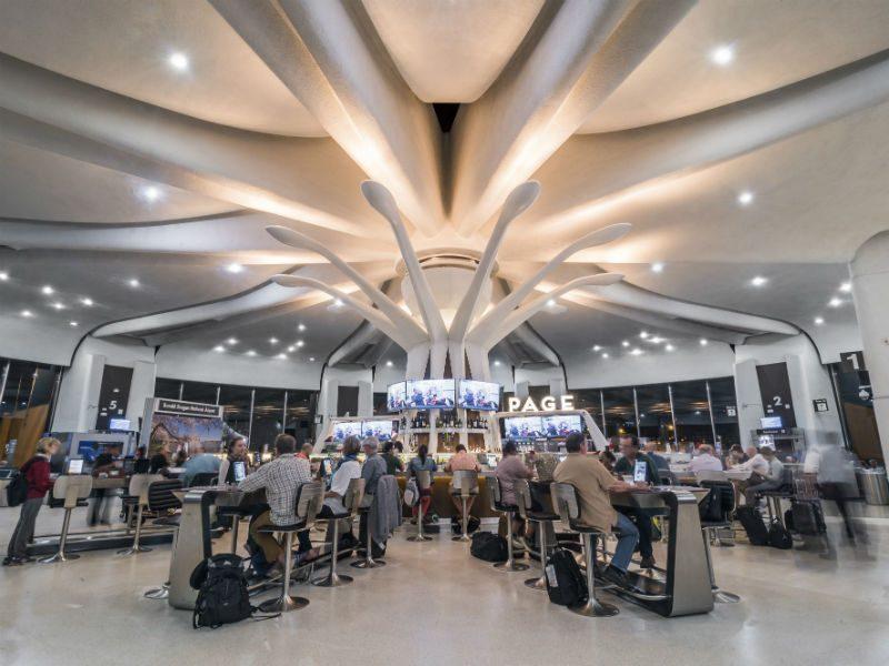 Τα κόλπα στο σχεδιασμό των αεροδρομίων
