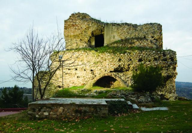 Ακρόπολη Σερρών, Μακεδονία