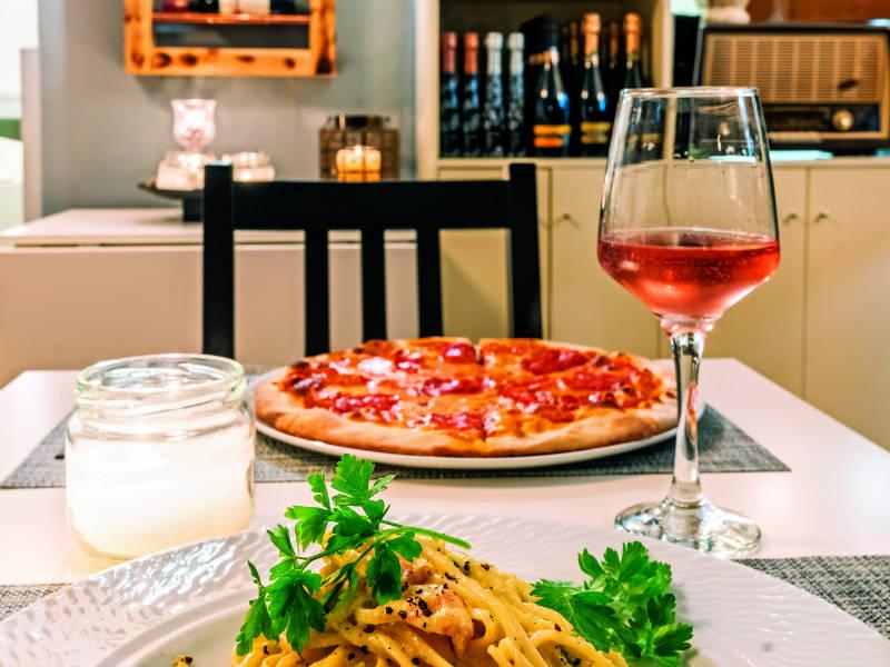 Artisti Ιταλικό εστιατόριο, Κέρκυρα