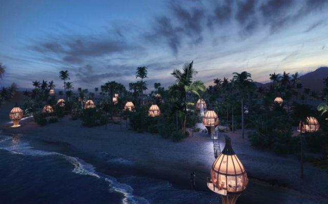 Ξενοδοχείο με θέμα την ευτυχία, Μεξικό