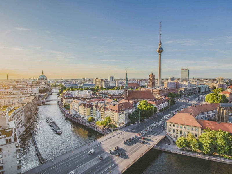 Super ταξιδιωτικό πακέτο για 4ήμερο στο Βερολίνο με μόνο 205€!