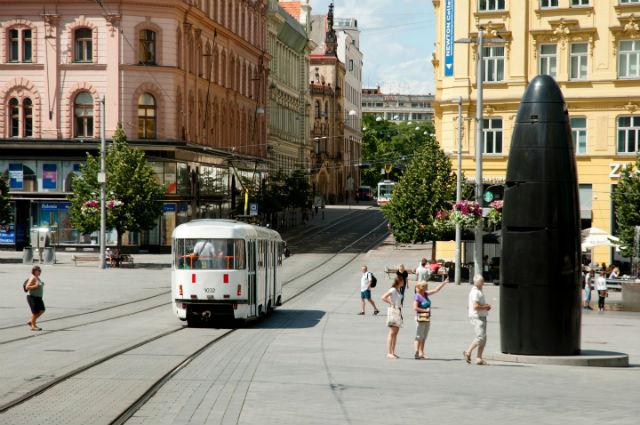 Μπρνο, Τσεχία
