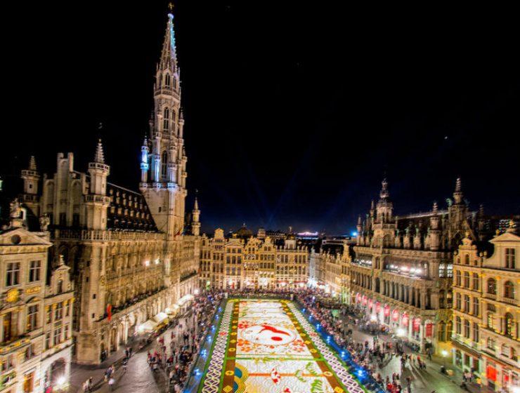 Βτυξέλλες, Βέλγιο - καλοκαίρι