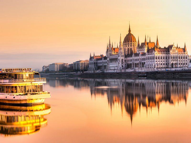 Δούναβης, Βουδαπέστη, Ουγγαρία