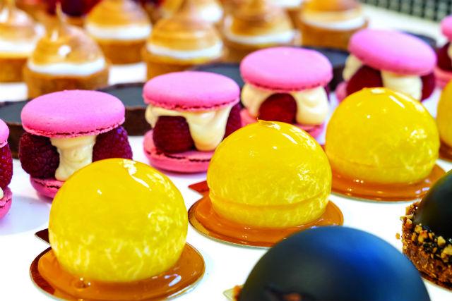 Cake Boutique, Κέρκυρα - macarons