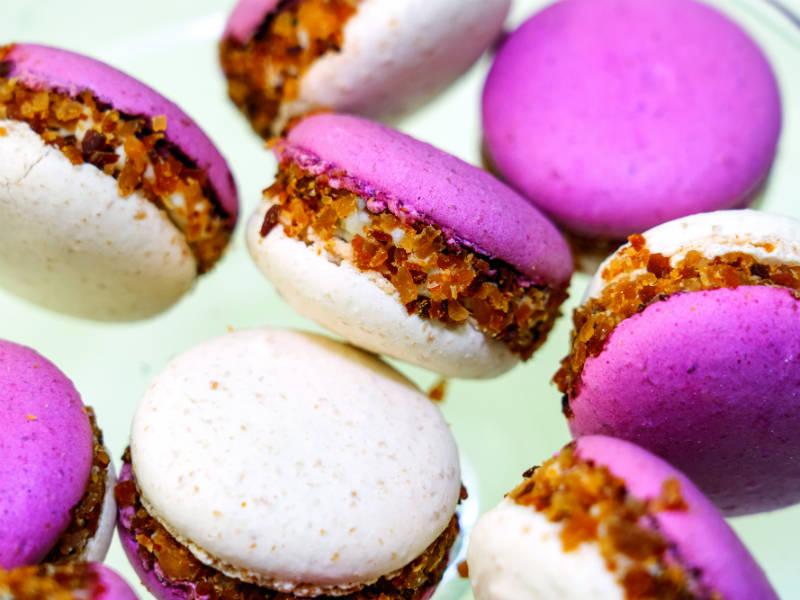 Cake Boutique, Κέρκυρα - βραβευμένα macarons