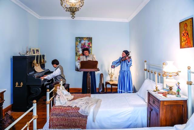 Casa Parlante - μουσείο Κέρκυρα