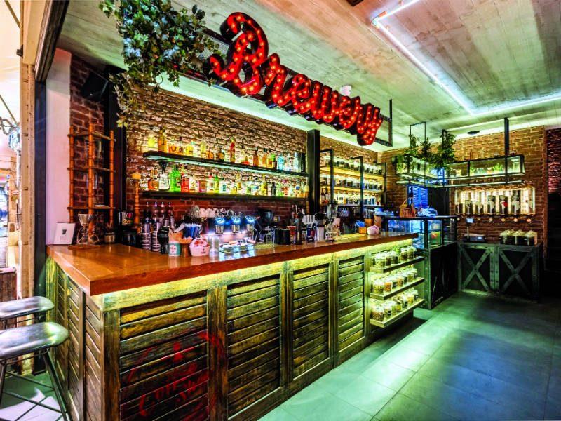 Coffee Shop, καφετέρια bar Κέρκυρα