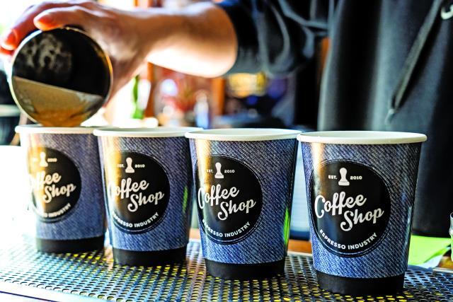 Coffee Shop, Καφετέρια στην Κέρκυρα