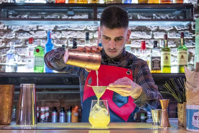 Καφετέρια bar στην Κέρκυρα, cocktails