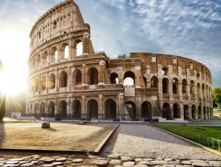 Κολοσσαίο - αξιοθέατα στη Ρώμη