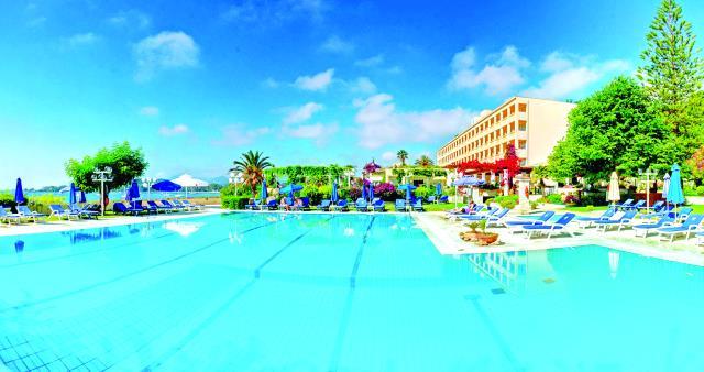 Corfu Palace Hotel, ξενοδοχείο Κέρκυρα