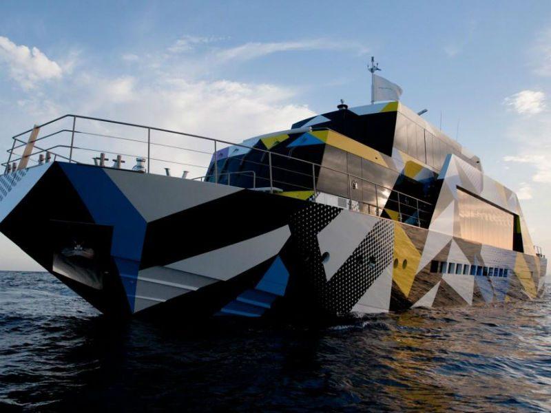Yacht GUILTY - Δάκης Ιωάννου