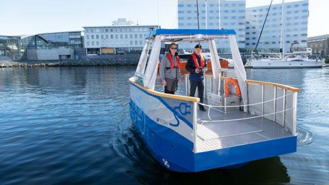 Σκαφάκι χωρίς οδηγό Νορβηγία