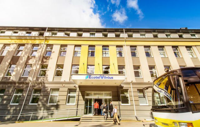 Ecotel Vilnius - ξενοδοχείο στο Βίλνιους, Λιθουανία