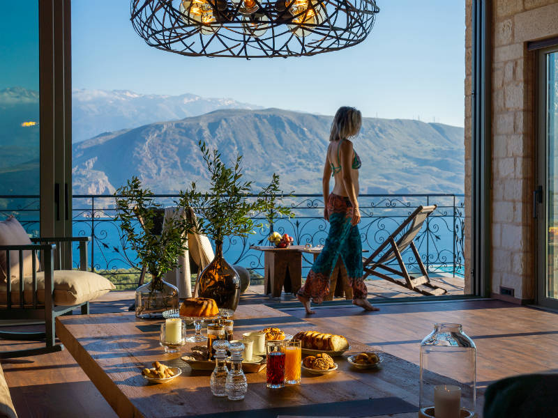 Elements Villa στα Χανιά, Κρήτη