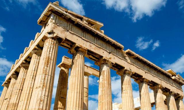 Παρθενώνας - Μνημείο Ελλάδα