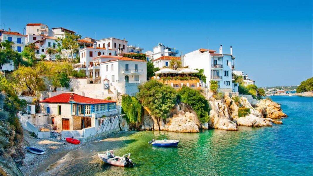 Ελληνικά νησιά Σκιάθος