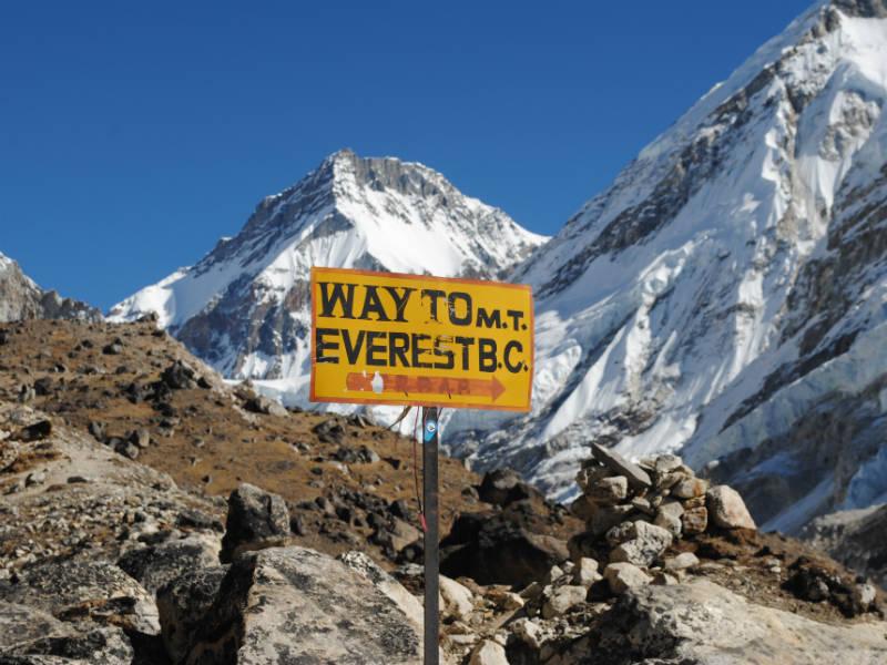 Έβερεστ, Νεπάλ