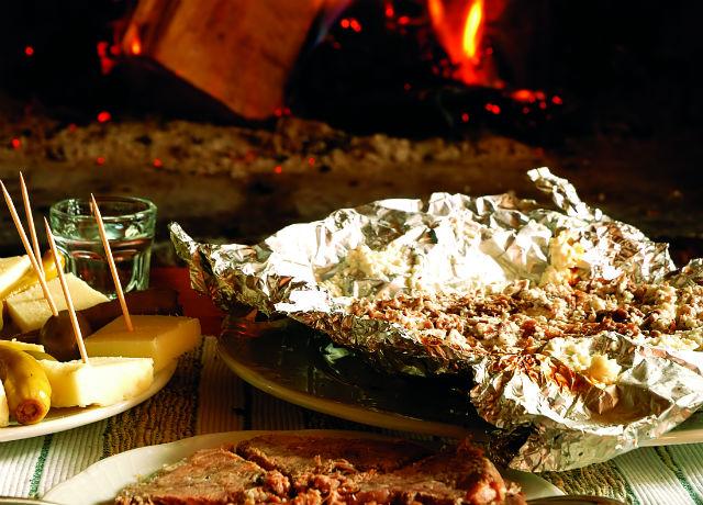 Φαγητό στις Σέρρες