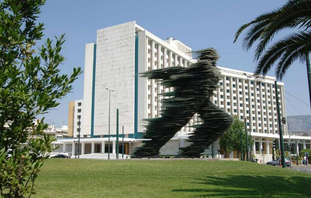 Hilton Αθήνα σήμερα