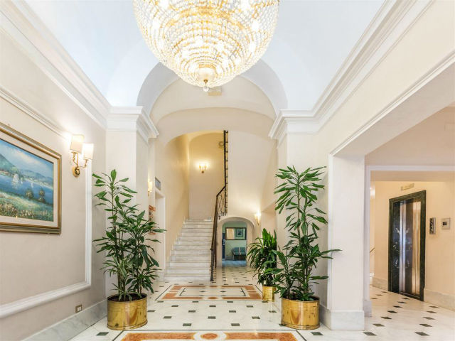 Hotel Floridia, Ρώμη