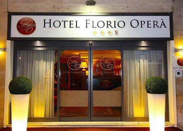Hotel Florio Opera, Παλέρμο, Σικελία