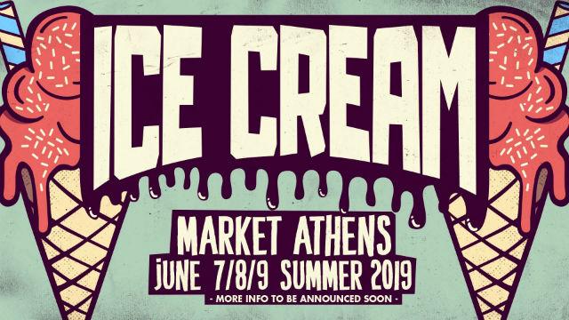 Φεστιβάλ παγωτού Αθήνα 2019